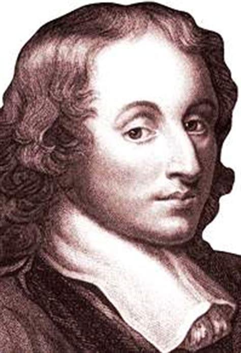 biografia di blaise pascal biografieonline it cientificos
