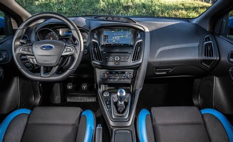Ford Focus Rs Interior by 2017 Ford Focus Release Date And Price 2018 Cars Coming Out