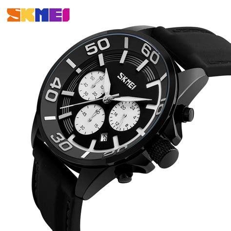 Jam Tangan Pria Fossil Fossil Black skmei jam tangan analog pria 9154cl black