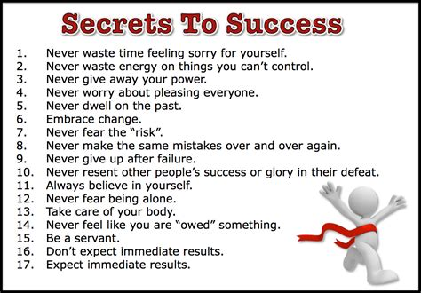The Secrets To by Secrets To Success Part 5 Center Hackettstown