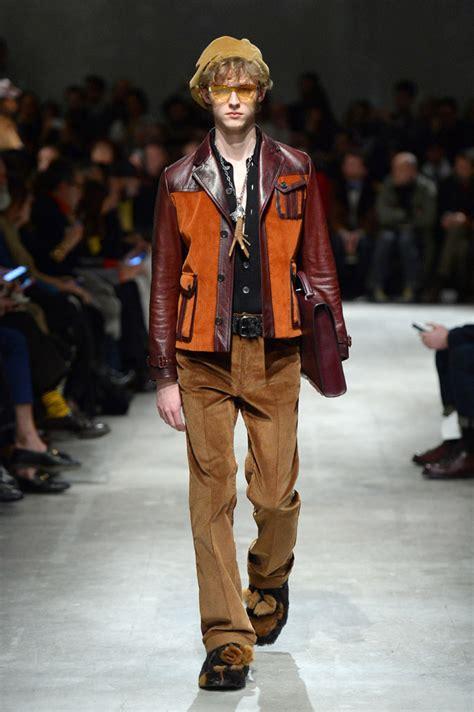 Inspires Mens Fall Fashion by Prada S Fall 2017 Collection At Milan Fashion Week