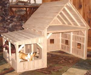 Barns For Kids Hand Crafted Wooden Toy Barn 7 By Wild Cat Hollow