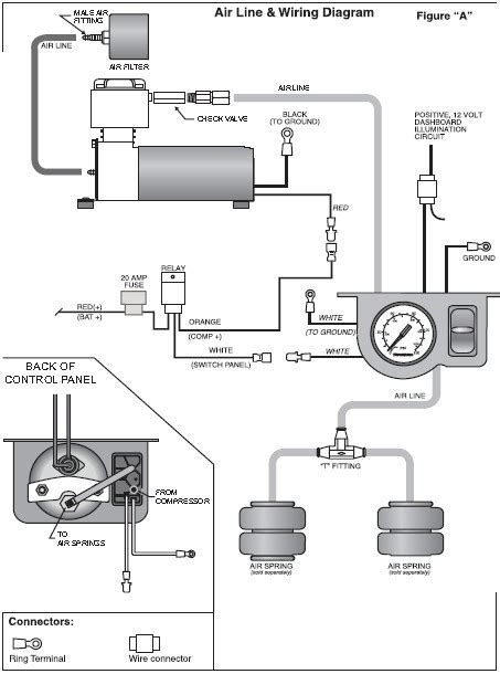 firestone air compressor wiring diagram firestone air