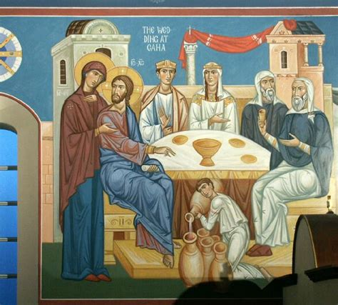 Wedding At Cana Notes by The Pseudo Ouspensky On St S Gospel Gurdjieff S