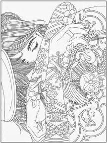 free abstract coloring pages free animal abstract coloring pages