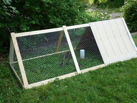 15 Creative Modern A Frame Chicken Coop Designs A Frame Chicken House Plans