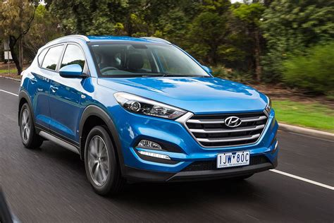 hyundai tucson 2018 hyundai tucson review live prices and updates