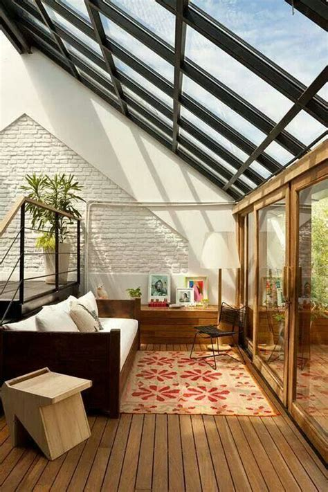 Sun Windows Decor 28 Dreamy Attic Sunroom Design Ideas Digsdigs