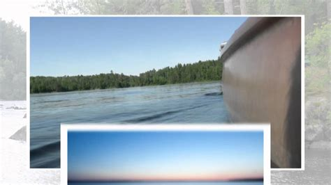 canoes ely mn ely mn canoe outfitting youtube
