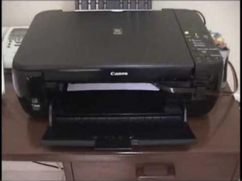 reset para impresora canon mp280 gratis sistema de tinta continua canon mp 280 youtube