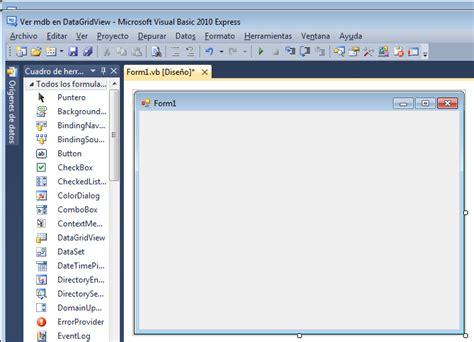 mostrar imagenes visual basic visual basic 2010 mostrar datos de microsoft access en un