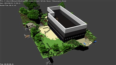 spin house minecraft unfinished giant house spin by invaderhawk on deviantart
