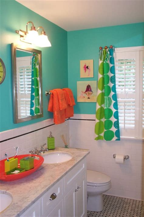 kids bathroom color ideas kid s bathroom