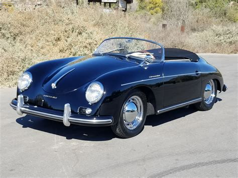 porsche speedster for sale 1956 porsche 356 speedster cabriolet roadster