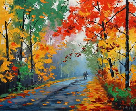 all painting free autumn colors by artsaus on deviantart