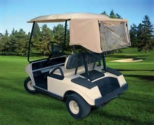 Golf Cart Rain Canopy by Golf Car Club Canopy Fabric Golf Cart Cover Amp Roof
