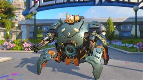 ow bouldozer nouveau heros overwatch breakflip