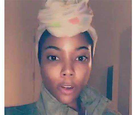 what does tamron hall use on her face gabrielle union joins alicia keys makeup free movement