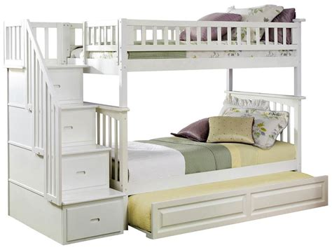 bunk bed king reviews bedz king twin bunk bed with storage walmart com