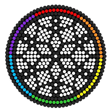 Circle Catcher Perler Bead Pattern Bead Sprite