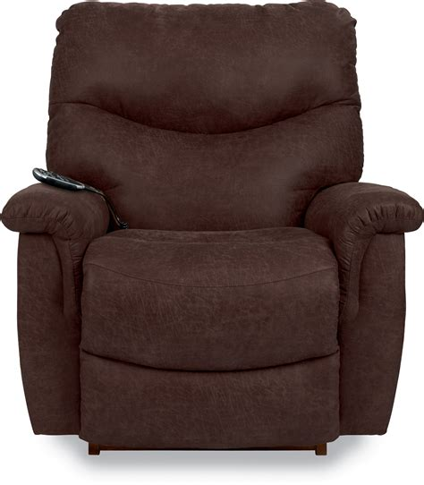 la z boy riley recliner la z boy p10521 riley power recliner sears outlet