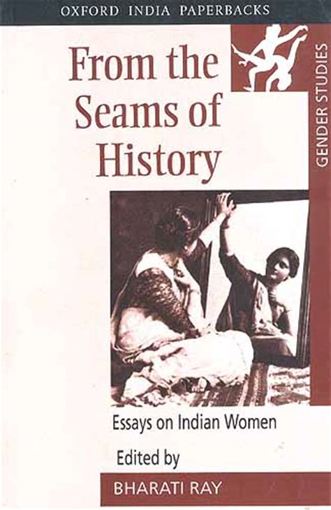 seams books from the seams of history essays on indian