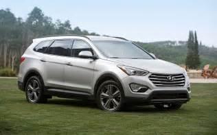 Hyundai Santa Fe Photos 2014 Hyundai Santa Fe Gls Top Auto Magazine