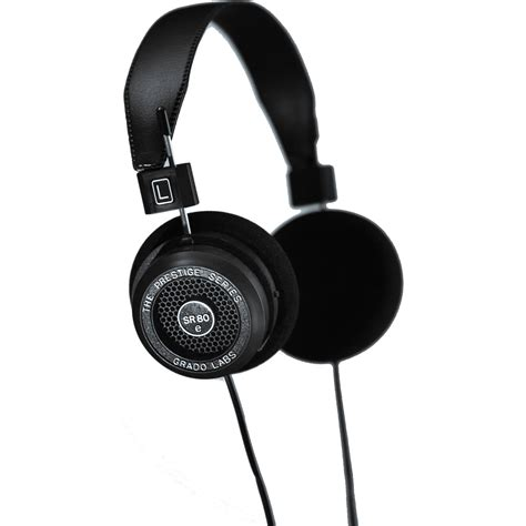 Prestige Home Design Nj by Grado Prestige Series Sr80e Headphones Black Sr 80e B Amp H