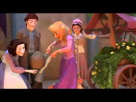en el reino de enredados espa 241 ol baile en el reino youtube