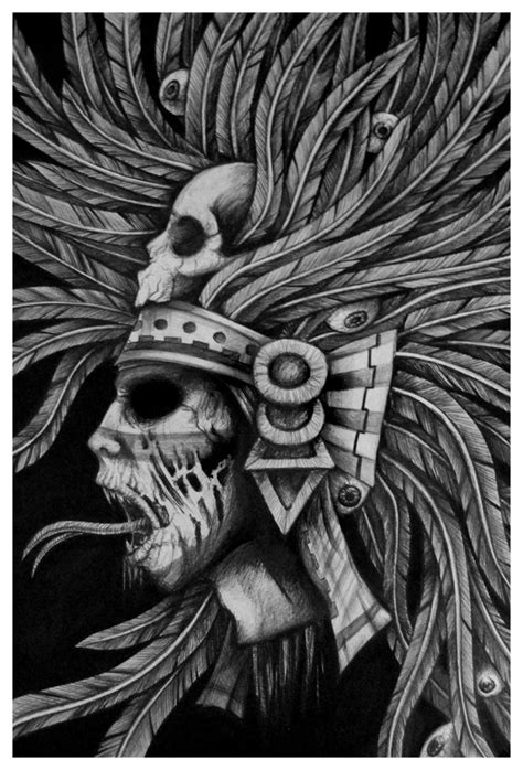 tezcatlipoca by mrtnljmn on deviantart