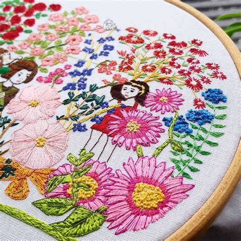 embroidery inspiration 15 exles of embroidery inspiration that ll make you