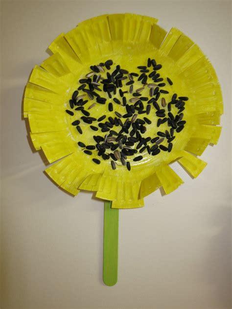sunflower crafts for 35 best scissor skills images on motor