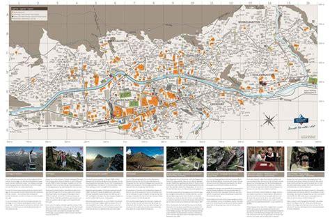street map  zermatt zermatt switzerland