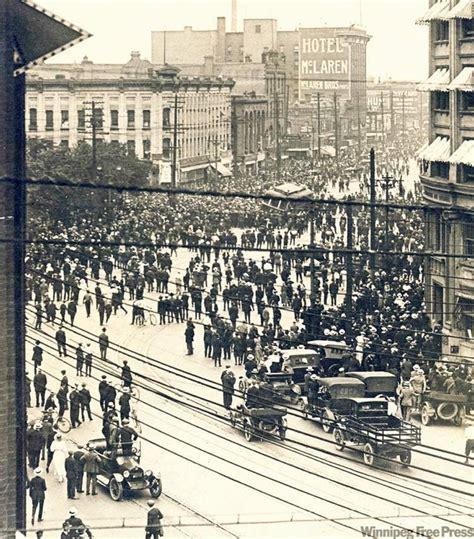 Winnipeg General Strike 1919 Essay by Winnipeg General Strike Essay