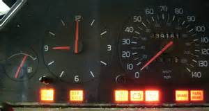 Volvo 940 Dash Warning Lights Volvo Electrical Instrument Panel Repair