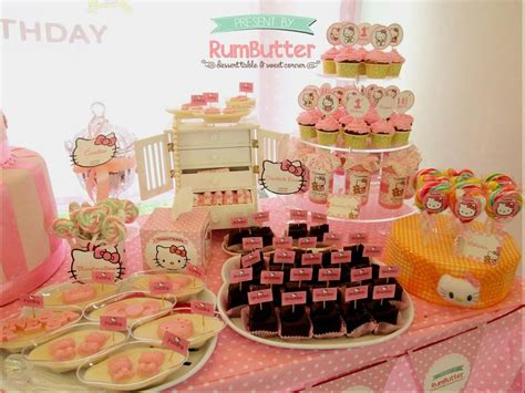 Sweet Cornerdessert Table 21 rumbutter sweet corner dessert table s 1st
