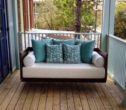 hanging porch bed 1000 ideas about hanging porch bed on pinterest porch bed porch swing beds and