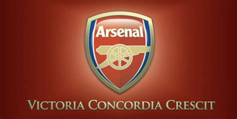 arsenal motto motto klub tak sekedar penghias tapi juga bermakna