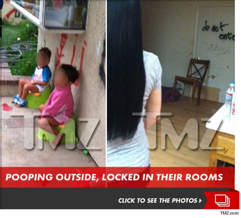 Pooping In House by Nadya Suleman S House A Picture Of Squalor