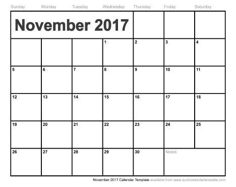 printable calendar 2017 monthly november free printable november 2017 calendar