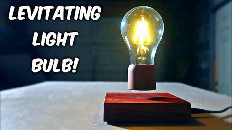 levitating bulb levitating light bulb youtube