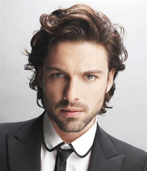 mid length mens hairstyles 35 mid length hairstyle for mens hairstyles 2018