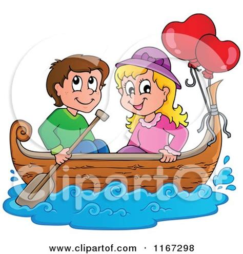 talking boats cartoon cartoon of happy talking children riding a banana boat