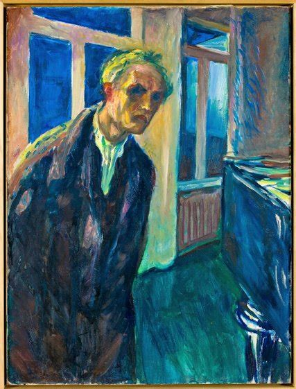 edvard munch looking at edvard munch beyond the scream the new york times