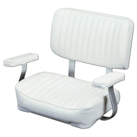folding boat seat with armrests wise 174 deck chair with armrests 299470 fishing chairs at
