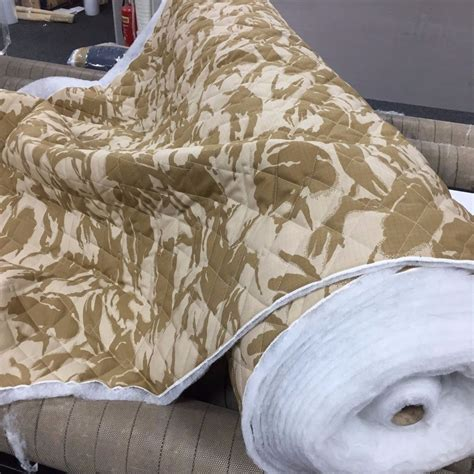 waterproof upholstery quilted fabric ripstop camouflage waterproof outdoor