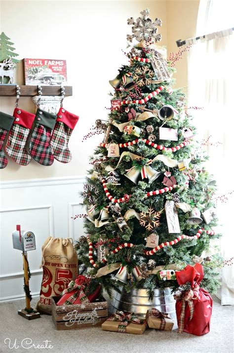 quot a country christmas quot tree u create