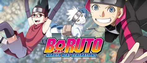 boruto naruto next generation boruto naruto next generations un premier teaser officiel