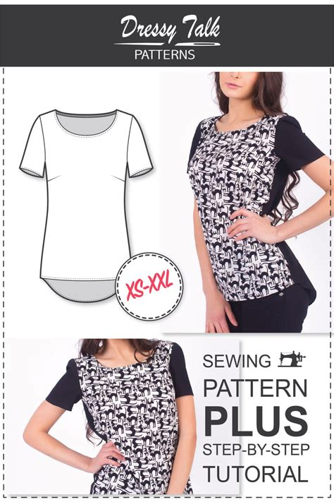 sewing pattern offers blouse patterns womens sewing patterns easy sewing