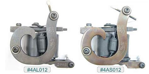 4al012 4as012 diauan cast tattoo machine